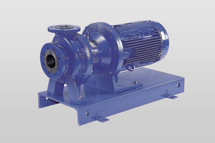Pompes centrifuges à entrainement magnétique